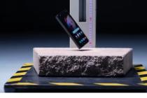 三星GalaxyZFold3智能手机跌落测试