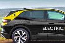 由于大众汽车英国出租车公司将过渡到全电动车队