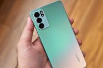 OppoReno7采用与Reno6智能手机相同的设计