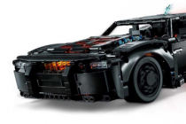 打造您自己的乐高技术版新蝙蝠车